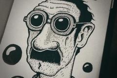 Eyeglass.