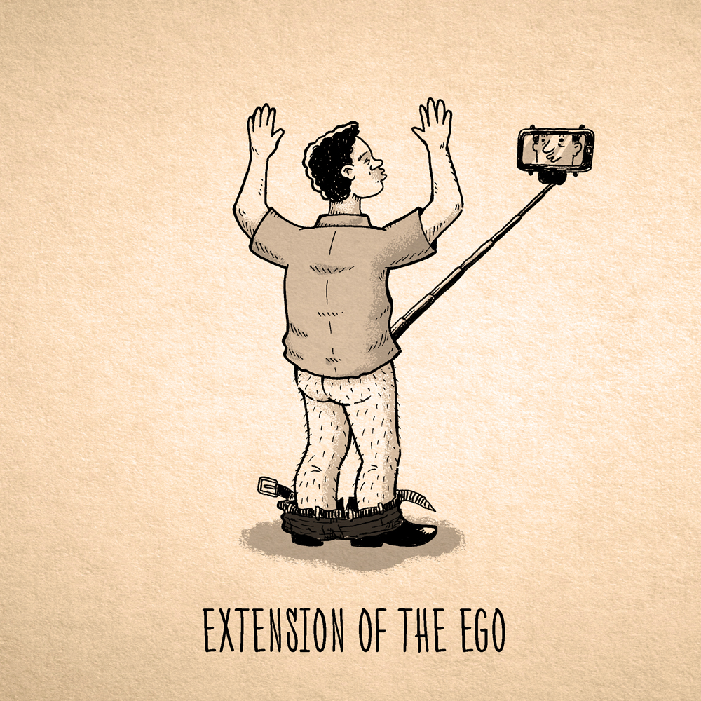 Extention of the Ego